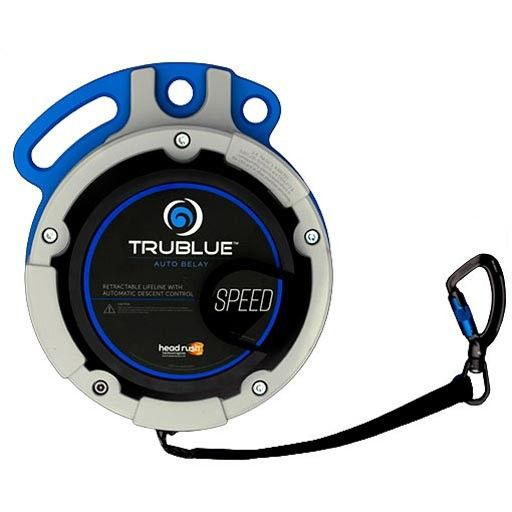 TRUBLUE SPEED - 12.5m AUTO BELAY HEAD RUSH TECHNOLOGIES