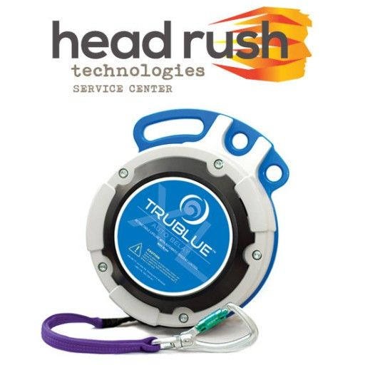 TRUBLUE XL ANNUAL RECERTIFICATION HEAD RUSH TECHNOLOGIES